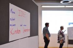 Ideen entwickeln (Foto: Maike Wiethaup @it.emsland)