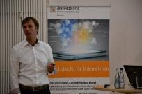 Andreas Bertram vom Verfassungsschutz Niedersachsen