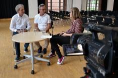 cim lingen im Fernsehen: ev1.tv berichtet über IT-Fachkonferenz