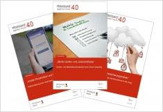 Praxisbeispiele der Mittelstand 4.0-Agentur Cloud (Collage: Alexander Bose)